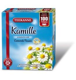 TEEKANNE Kräutertee Kamille, 2 x 50 Beutel à 1,2 g