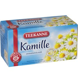 TEEKANNE Kräutertee Kamille, 20 Beutel à 1,5 g
