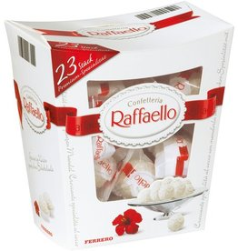 Raffaello Praline, Spenderkarton, 23x1St.