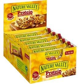 NATURE VALLEY Proteinriegel, Salted Caramel Nut, 12 x 40 g