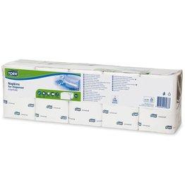 TORK Serviette Universal, 1lagig, Interfold, 33x21,6cm, weiß