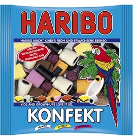 HARIBO Süßwarenmischung LAKRITZ KONFEKT, Btl.