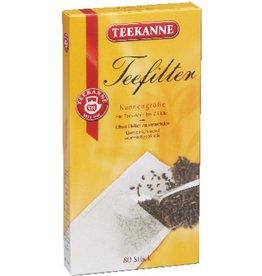 TEEKANNE Teefiltertüte, für Tekannen bis 2,5 l, weiß