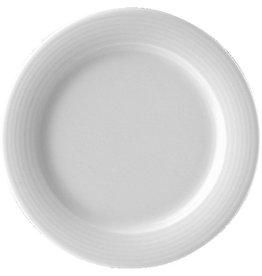 BAUSCHER Teller Micro Family, DIALOG, Porz., flach, rund, Ø: 20,1cm, weiß