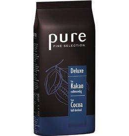 pure FINE SELECTION Trinkschokolade Deluxe, Kakao, Pulver, Beutel