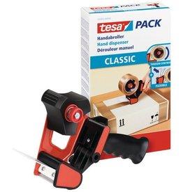 tesa Packbandabroller Classic, Handg., f.Ro.b.50mmx66m