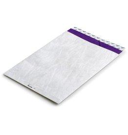 Bong Versandtasche, ohne Fenster, hk, B4, 250x353mm, Tyvek®, weiß