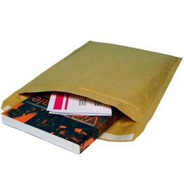SUMO Papierpolstertasche, hk, Typ: G, i: 225x340mm, braun