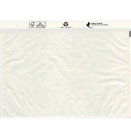 DEBATIN Begleitpapiertasche UNIPACK™, ohne Druck, Anklebeverschluss, C4