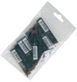 Pressel Druckbandbeutel, Polyethylen, 220 x 310 mm, farblos, transparent