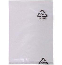 DEBATIN Flachbeutel DEBABAG, PE, 0,05mm, 80x120mm, fl, tr
