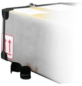 Pressel Kantenschutz, mit Dorn, 40 x 40 mm