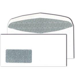 kuvermatic Kuvertierhülle, m.Fe., gum, C6/5, 229x114mm, 80g/m², Offs., weiß