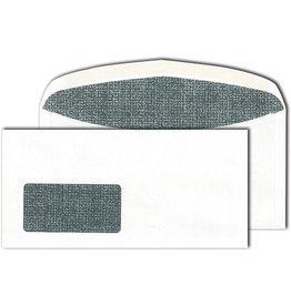 kuvermatic Kuvertierhülle, m.Fe., gum, C6/5, 229x114mm, 80g/m², weiß