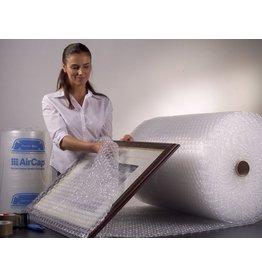 AirCap Luftpolsterfolie, PE, kleinnoppig, 40cmx5m, farblos, transparent