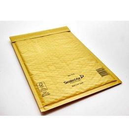 Mail Lite Luftpolstertasche, sk, Typ: F/3, i: 220 x 330 mm, Kraftpapier, gold