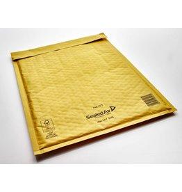 Mail Lite Luftpolstertasche, sk, Typ: H/5, i: 270 x 360 mm, Kraftpapier, gold