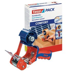 tesa Packbandabroller Comfort, Handg., f.Ro.b.50mmx66m