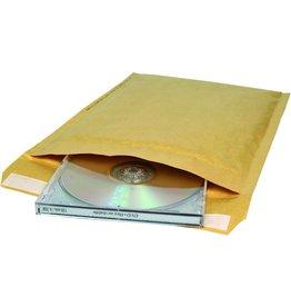 SUMO Papierpolstertasche, hk, Typ: CD, i: 165x175mm, braun