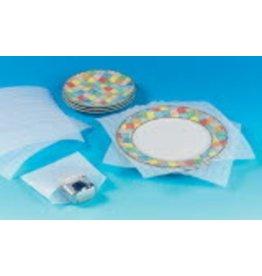 Cell-Aire Schaumfolie, Zuschnitt, Polyethylen, 20 x 30 cm, transluzent