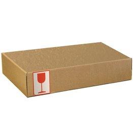 Pressel Versandkarton, A3+, Wellp., 1w., i: 480x360x100mm, braun, FEFCO: 0427