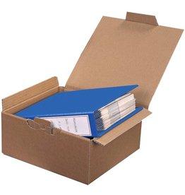 Pressel Versandkarton, für 2 Ordner, Wellpappe, i: 323x290x140mm