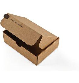 ColomPac Versandkarton, Modulbox, Wellpappe, 1w., sk, i: 192x155x43mm, braun