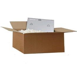 Pressel Versandkarton, Wellp., 1w., C, i: 500x350x150mm, braun, FEFCO: 0201
