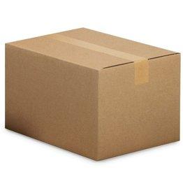 Pressel Versandkarton, Wellp., 1w., i: 250x100x100mm, Tragf.: 30 kg, braun