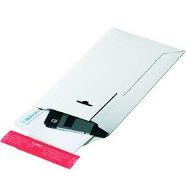 ColomPac Versandtasche Rigid, sk, i: 210x265mm, Kart., weiß