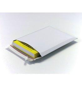 Pressel Versandtasche, o.Fe., hk, 285x370mm, Karton, weiß