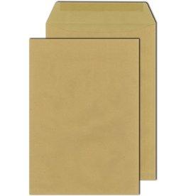 MAILmedia Versandtasche, ohne Fenster, gum, E4, 280 x 400 mm, 130 g/m², braun