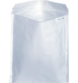 Pressel Versandtasche, Trifix, o.Fe., hk, A4, 225x340mm, PE, weiß