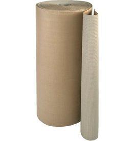 Pressel Wellpappe, mit Querstanzung, 120 cm x 70 m, braun