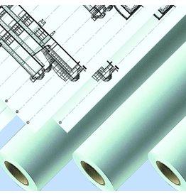 OCE Inkjetpapier Standard IJM 020, 914mmx91m, weiß, unbeschich.