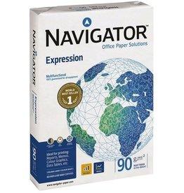 NAVIGATOR Multifunktionspapier Expression, A4, 90 g/m², hochweiß