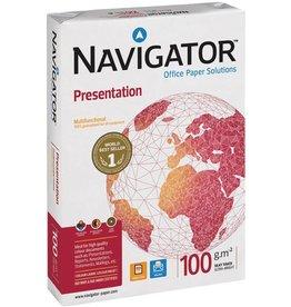 NAVIGATOR Multifunktionspapier Presentation, A4, 100 g/m², holzfrei, weiß, matt