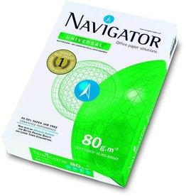 NAVIGATOR Multifunktionspapier UNIVERSAL, A4, 80g/m², hf, hochwe, matt