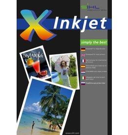 SIHL Inkjetpapier Fotopapier Quick Dry 0769, 0769, A4, 280g/m², weiß, gl.