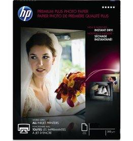 HP Inkjetpapier Premium Plus, A4, 300 g/m², weiß, seidenmatt