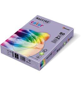MAESTRO Kopierpapier, Color Trend, A4, 80 g/m², holzfrei, lavendel, matt