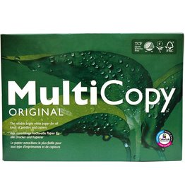 MultiCopy Multifunktionspapier ORIGINAL, A3, 100 g/m², weiß
