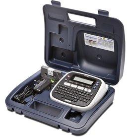 Brother Beschriftungsgerät, mit Koffer, P-touch D200BW, Tischgerät