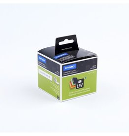 DYMO Etikett LabelWriter, Ordner, Papier, 38 x 190 mm, weiß
