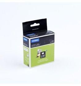 DYMO Etikett LabelWriter, sk, ablösbar, Papier, 51x19mm, weiß