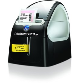 DYMO Etikettendrucker, LabelWriter 450 DUO, PC/MAC