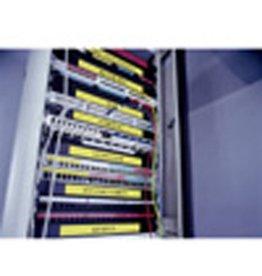 DYMO Schriftbandkassette, D1, 24 mm x 7 m, schwarz auf gelb