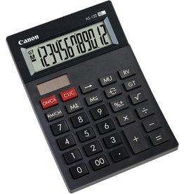 Canon Taschenrechner, AS-120, angewinkeltes Display, 12stellig
