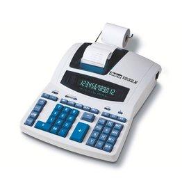 ibico Tischrechner, 1232X, druckend, flaches Display, 12stellig