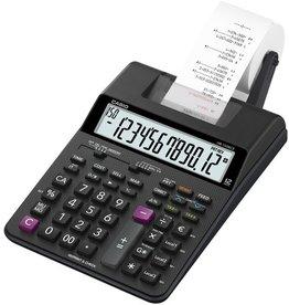 Casio Tischrechner, HR-150RCE, druckend, angewinkeltes Display, 12stellig
